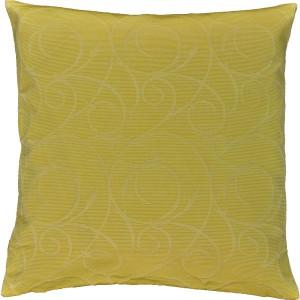 Kissen Apelt 4525 Pique - gelb (55)