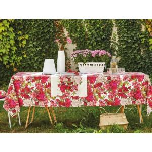 Tischläufer Apelt 3939 pink (30) Milieu