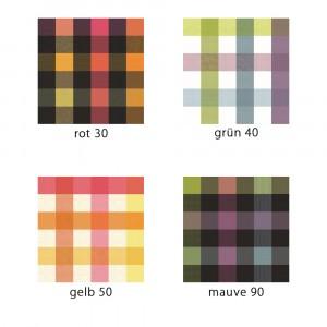 Farbpalette Tischläufer Apelt 4035