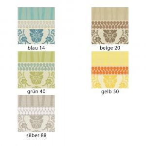 Farbpalette Tischläufer Apelt 4048
