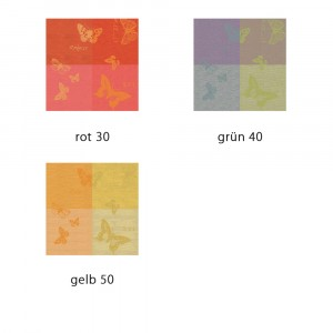Farbpalette Tischset Apelt 4051