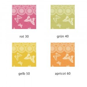 Farbpalette Tischläufer Apelt 4052