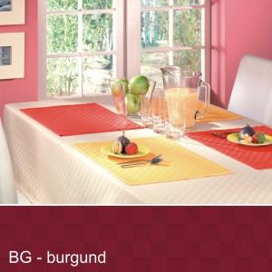 Maßanfertigung Pichler Casa oval burgund