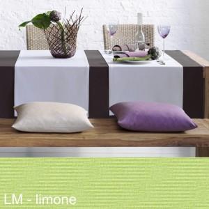 Tischläufer Pichler Como limone