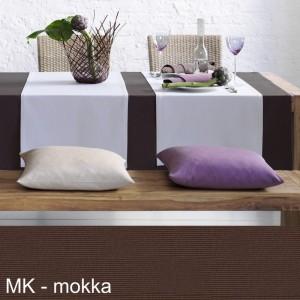 Tischläufer Pichler Como mokka