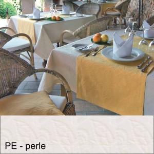 Tischläufer Pichler Cordoba perle