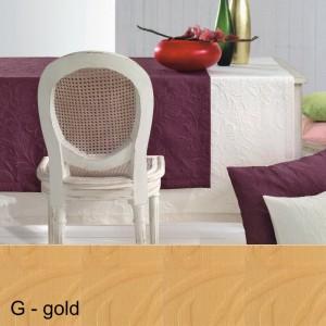 Maßanfertigung Pichler Cordoba rund gold