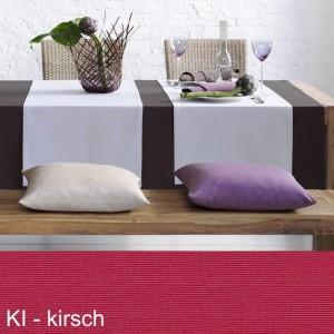 Tischläufer Pichler Como kirsche