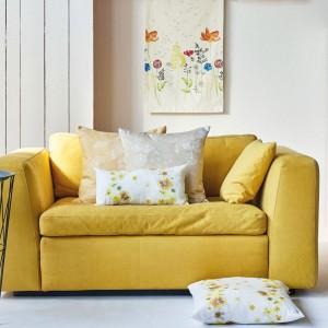 Kissen Apelt 2202 gelb (50) Milieu