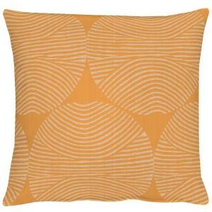 Kissen Apelt Circle orange