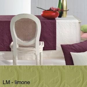 Maßanfertigung Pichler Cordoba rund limone
