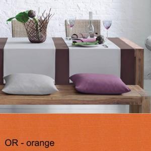 Maßanfertigung Pichler Como eckig orange