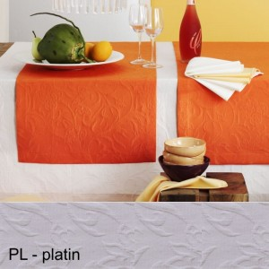 Tischläufer Pichler Cordoba platin