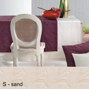 Maßanfertigung Pichler Cordoba eckig sand