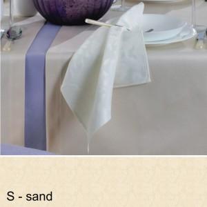 Serviette Pichler Palazzo sand