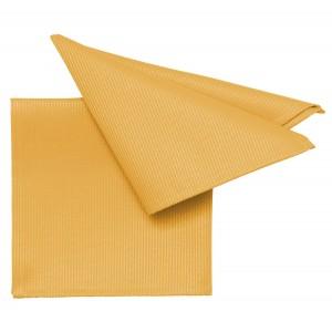 Serviette Pichler Mondo gelb