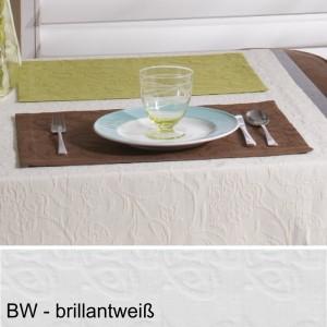 Tischset Pichler Cordoba brillantweiß
