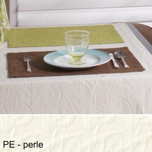 Tischset Pichler Cordoba perle