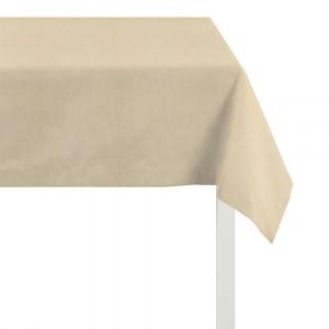 Tischdecke Apelt Tinos weiß (80)
