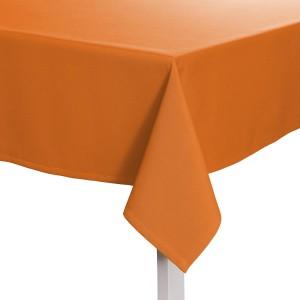 Tischdecke Pichler Como eckig orange