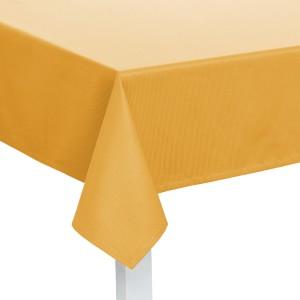 Tischdecke Pichler Mondo eckig gelb