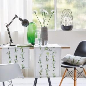 Tischläufer Apelt 3941 grün (40) Milieu