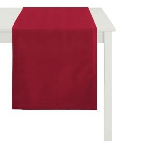 Tischläufer Apelt 4362 bordeauxrot (34)