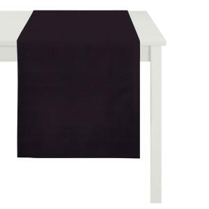 Tischläufer Apelt 4362 schwarz (89)