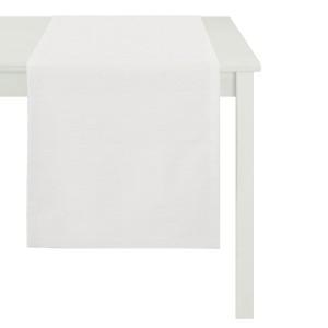Tischläufer Apelt 4362 weiss (80)