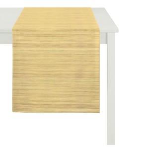 Tischläufer Apelt 4503 strohgelb (25)