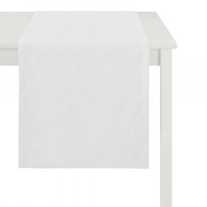 Tischläufer Apelt 4525 weiß (80)