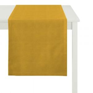 Tischläufer Apelt Ascot gelb (50)
