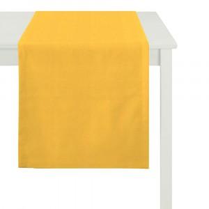 Tischläufer Apelt Torino gelb (50)