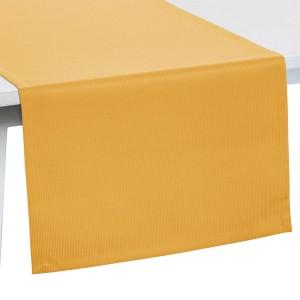 Tischläufer Pichler Mondo gelb