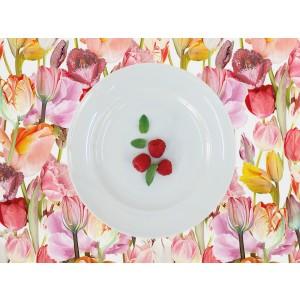 Tischset Apelt 2212 pink bunt (30)