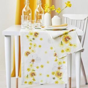 Tischband Apelt 2202 gelb (50) Milieu