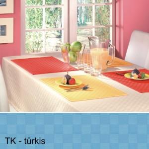 Maßanfertigung Pichler Casa eckig türkis