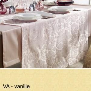 Tischläufer Pichler Palazzo vanille
