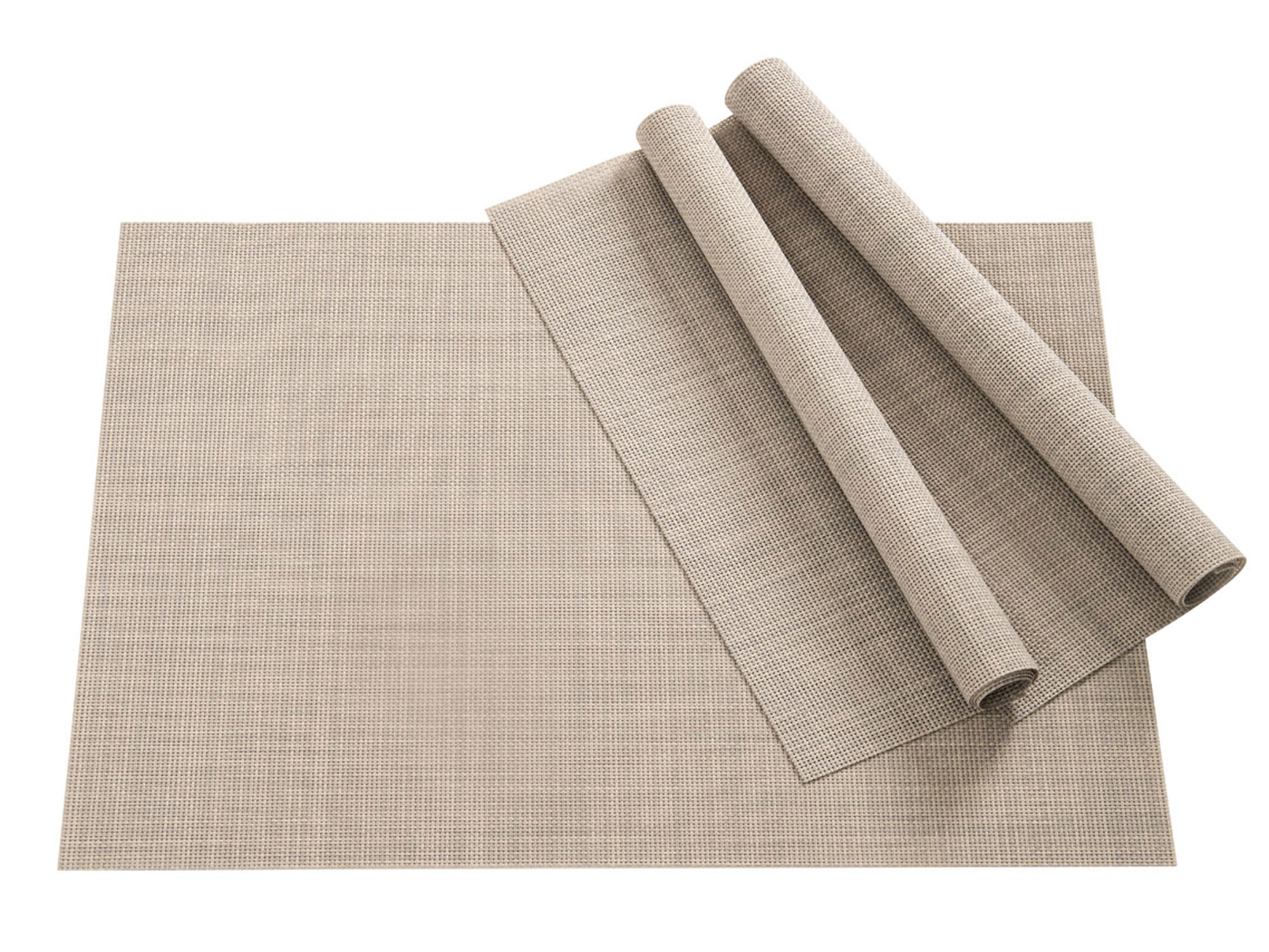 tischsets stoff waschbar simple pvc platzsets bambus famibay stoff tischsets waschbar er set. Black Bedroom Furniture Sets. Home Design Ideas
