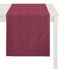 Tischläufer Apelt Ascot rot (30)