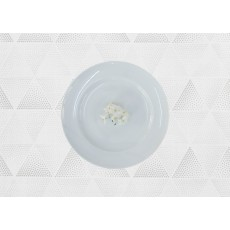 Tischset Apelt 3960 hellgrau (88)