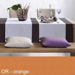 Tischläufer Pichler Como orange