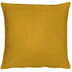 Kissen Apelt Leinen Ascot gelb (50)