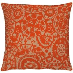 Kissen Apelt Granada orangerot