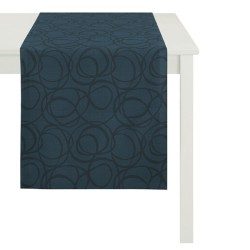 Tischläufer Apelt 4195 blau (14)
