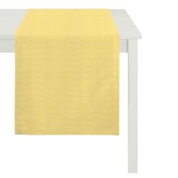 Tischläufer Apelt 4362 strohgelb (50)
