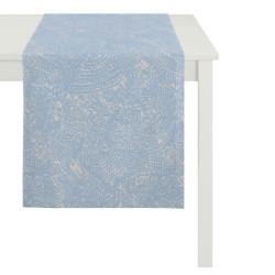 Tischläufer Apelt Senso hellblau (10)