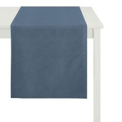 Tischläufer Apelt Tinos blau (11)